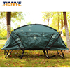 Military Tent Portable Folding Canvas Camping Tent Bed Car Tent Wholesale