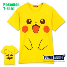 pokemon shirt Pikachu costume t-shirt