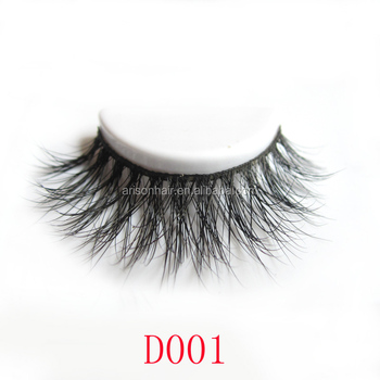 Wholesale Qingdao wholesale top quality hand made mink eyelashes ...