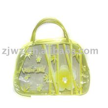 fashion PVC bag for shopping