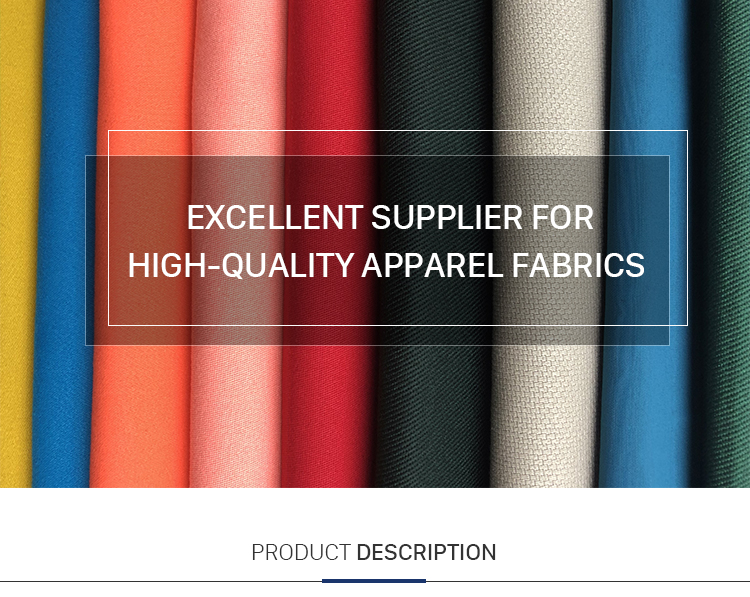 China Factory Cheapest Double Layer Fabric