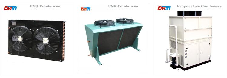 Evaporative Condensing Unit : Freezer coils industrial evaporative condensers unit stand
