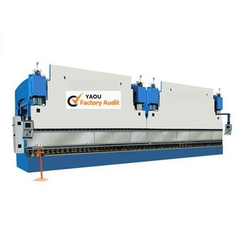 WE67K1-CNC multi-machine hudrulic press brake