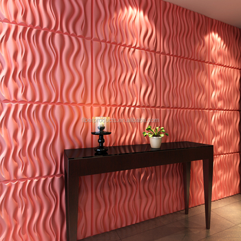 Interior Design Materials 100 Recycled Harmony Style 3d Wallpanels