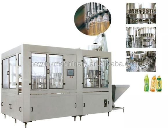 small scale Factory price fruit juice aseptic filling machine