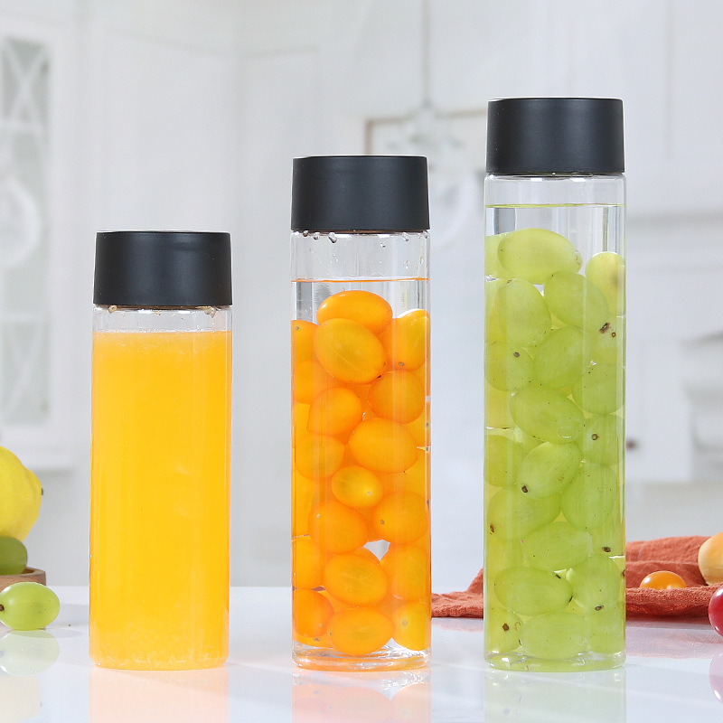 2019 Popular sales 300ml/400ml/500ml voss plastic bottle, voss water plastic bottle