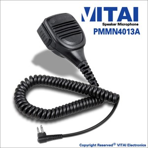 VITAI PMMN4013 High Performence Handy Transceiver Speaker Microphone For GP-300 P122