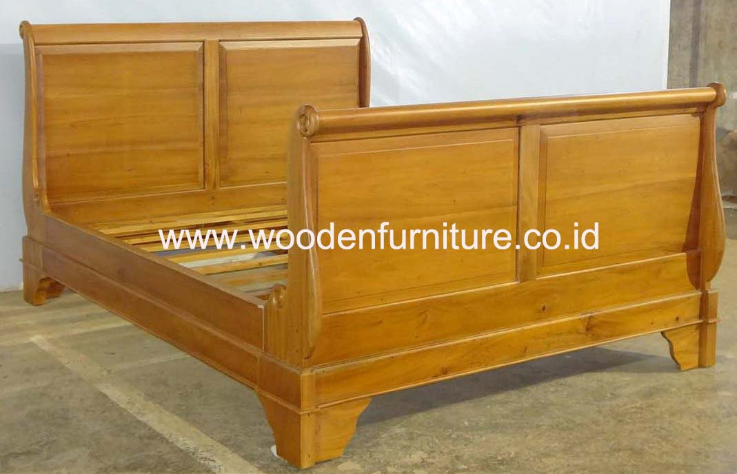French Sleigh Bed Antique Sleigh Bedroom Furniture European Style Home Furniture