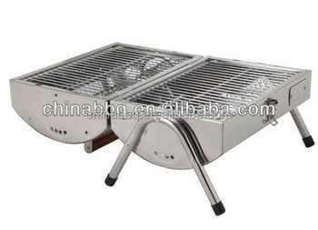 Stainless Steel Hibachi Grill YH28014E
