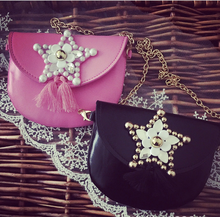 wholesale baby sequin star bags girls princess glitter bags