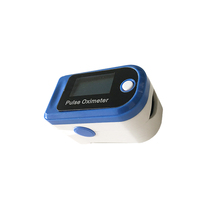 Medical handheld spo2 saturation pulse oximeter monitor