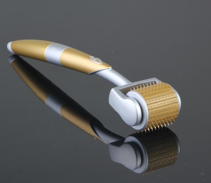 ZGTS derma roller medical grade 192 titanium needles derma roller system фото