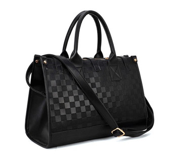 Pu Leather Handbag Unique Tote Bags Latest Design Girl Handbags ...