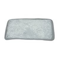 Promotional Freezable Microwavable Therapy pvc gel beads ice pack