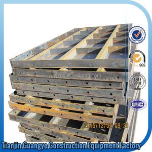 High Quality peri system formwork/Similer Peri Doka steel frame formwork  used formwork for sale