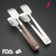 New product 2017 kitchen food grade stainless steel long food tong