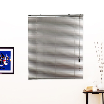 Perforated Decorative Aluminum Outdoor Vertical Blinds For