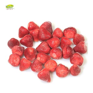 IQF Frozen Strawberry Price For Jam