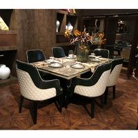 High quality custom oak dining room furniture dining chair