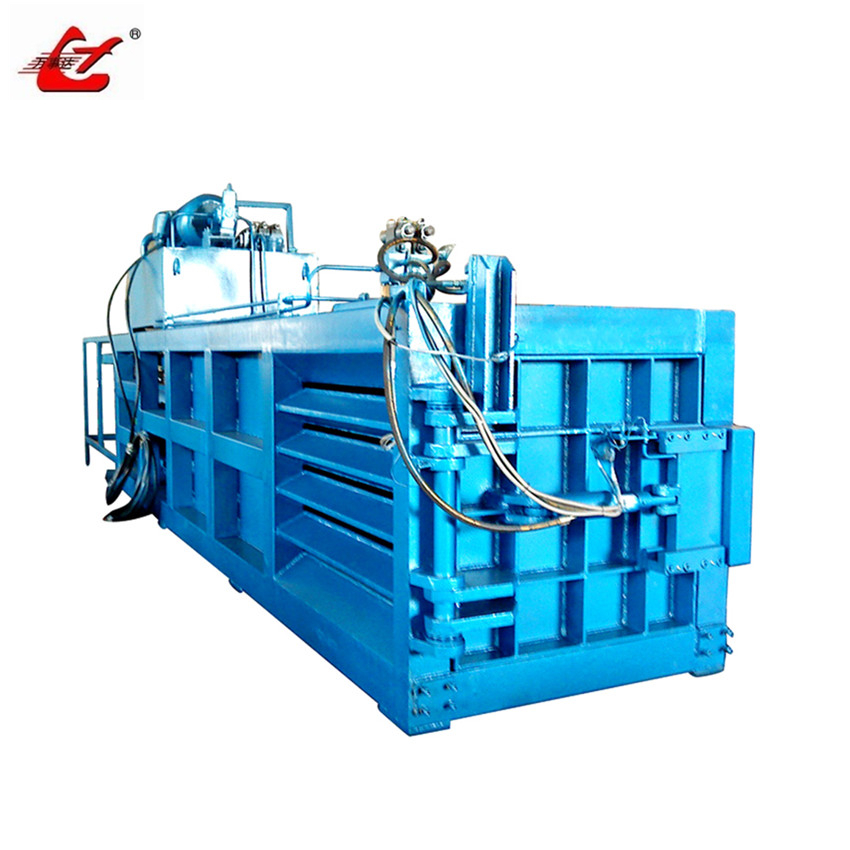 CE certificate high quality hot selling more than 20 years history high capacity compress baler machine