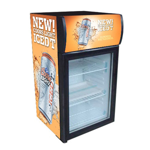 SC40B Upright Refrigerator Showcase, Upright Display Cooler