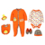 baby grow cotton printed long sleeve winter baby clothes romper outfits vestido infantil