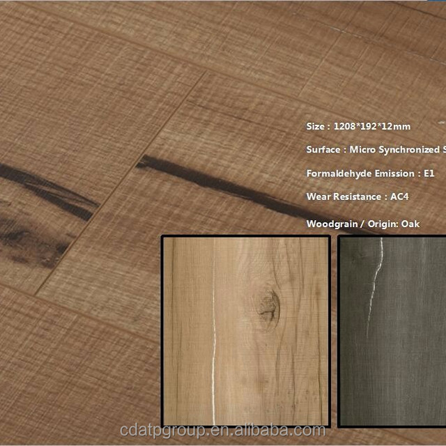 Commercial White Shaw Wood Laminate Flooring