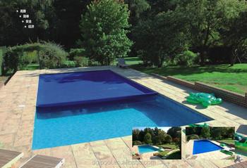 Franse gaulle zwembad met kleine tuin gemakkelijk zwembad filter