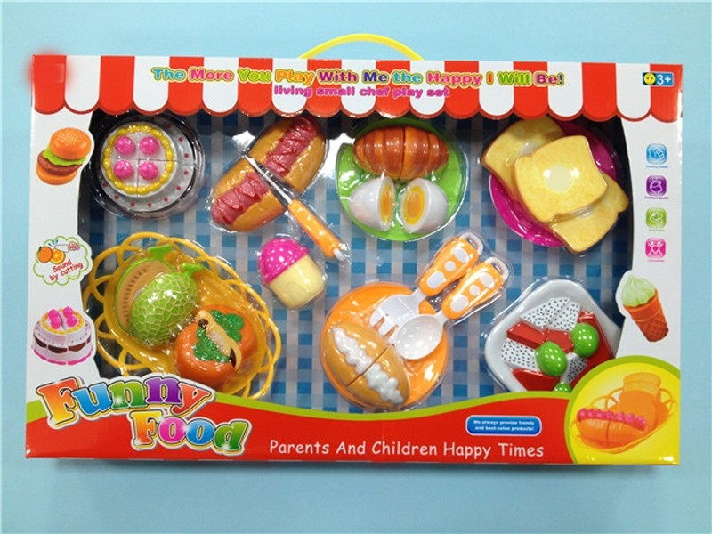 Children S Toys Girls Play House Toy Kitchen Set Emulational