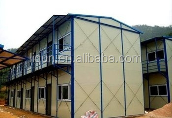 superior quality Three Bedroom Prefabricated House for accommodation in 2015