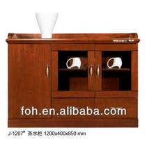Chinese style office coffee cabinets series(FOHK-J1207)
