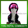 New Style Colorful Wave Synthetic Barbie Hair Wigs