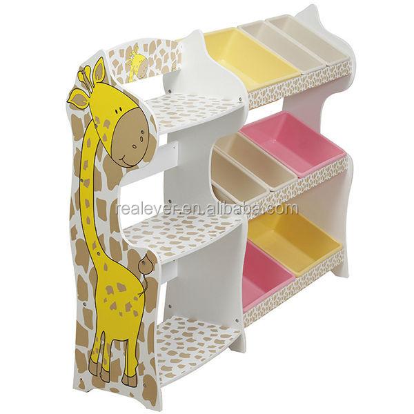 cartón diseño guardería barato muebles niños juguete de madera