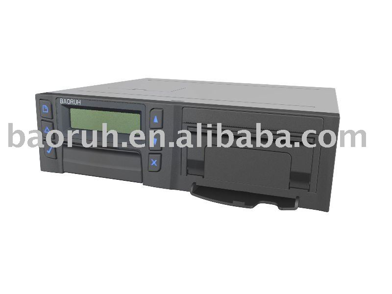 BR6828 auto travel vehicle data recorder