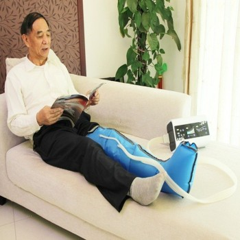 Air compression massage machine IPC therapy foot varicose veins DVT prevention