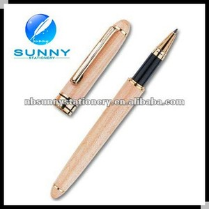 top sale classic natural roller wood pen kits from China