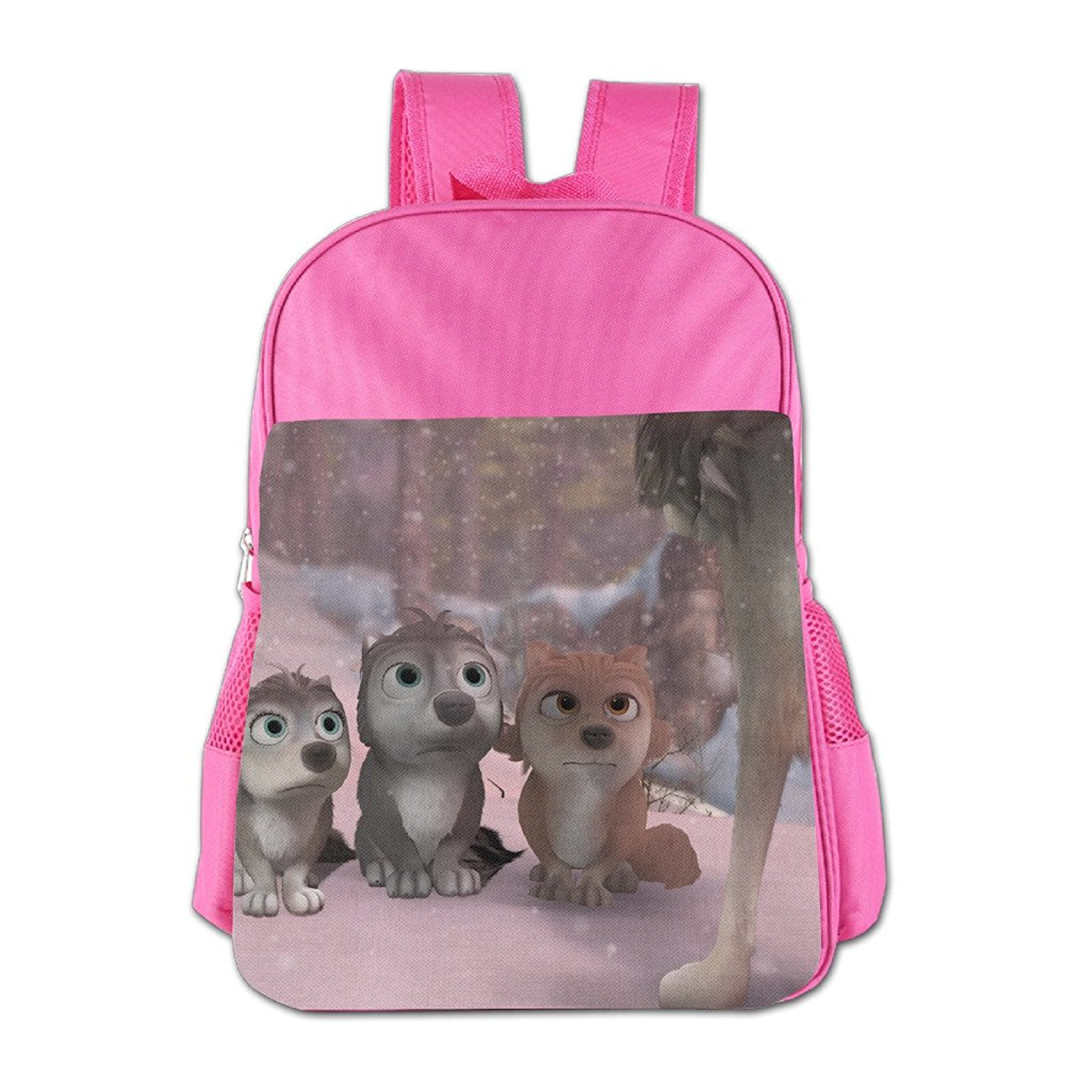 Alpha And Omega 3 The Great Wolf Games School Backpack Bag
