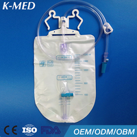 hot selling products health medical incontinence portable urine drainage bag