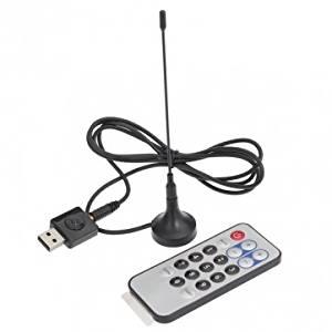 Mini DVB-T Digital Signal USB 2.0 TV Stick Tuner Receiver