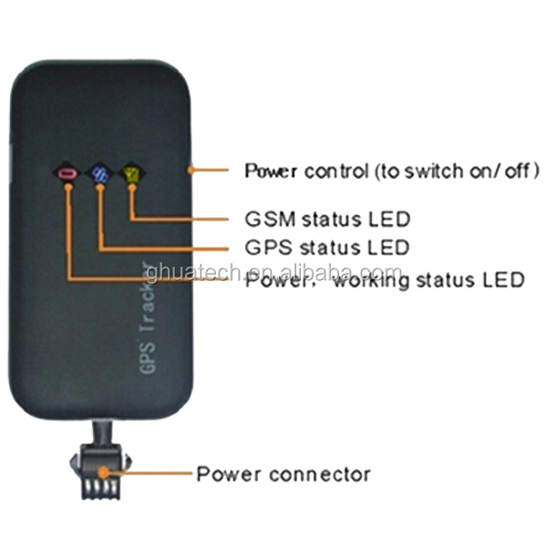 Gh India Vietnam Indonesia Malaysia Best Selling Gps Tracker For Motorcycle And Car G T