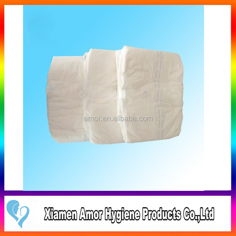 2017 Hot Sale Super Absorbency Cheap Disposable Adult Diaper For Elderly