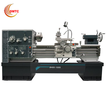 CDE6140A Superior Performance Universal Lathe For Cutting Metal
