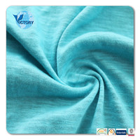 FOB Shanghai Silk Single Jersey Knitted Fabric ON SALE