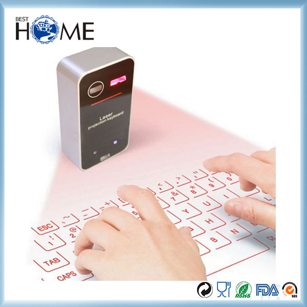Bluetooth Virtual Laser Projection Keyboard Wireless Mouse Keyboard