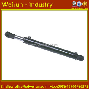 mini crane hydraulic cylinder/both end cross tube mounting cylinder