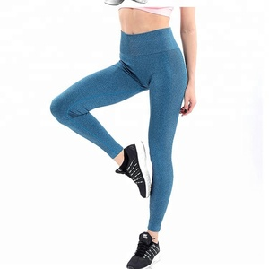 Women Gym Tights Seamless Sport Stretchy Yoga Pants High Waist Leggings Free Shipping