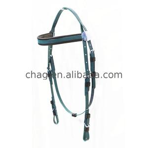 China Made fancy horse bridle fanccy everyday pvc full