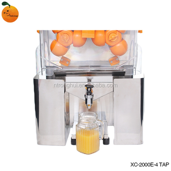 Hot Sale Factory Directly Auto Press Orange Juicer