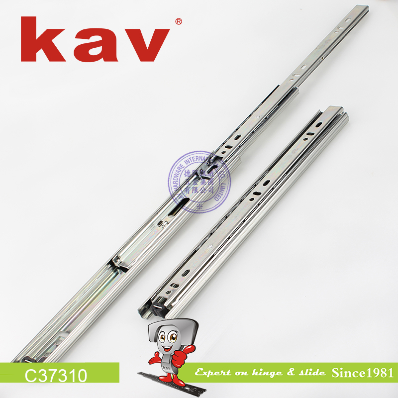 37mm rail for furniture sliding door channel rail for furniture kitchen cabinet drawer slide channel