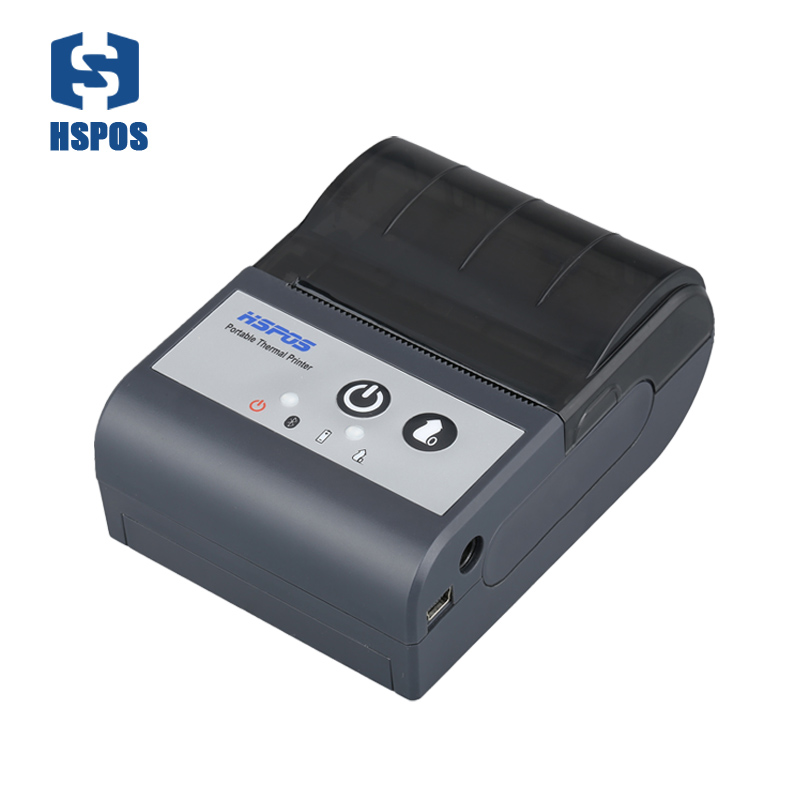 2 inch mini bluetooth thermal receipt printing machine with free SDK android IOS printer фото